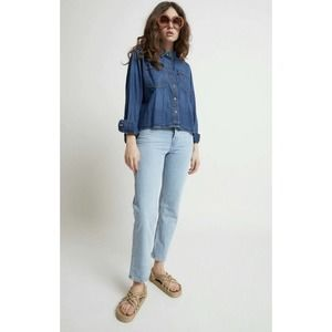 Levi's Wedgie Straight Mom Jeans Montgomery Baked